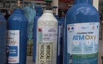 Hỗ trợ 1.000 bình oxy 40 lít cho Sở Y tế TP.HCM