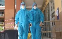 Hơn 14.000 cán bộ, nhân viên y tế hỗ trợ chống dịch COVID-19 tại miền Nam