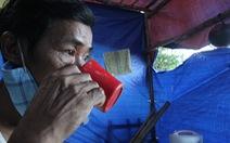10 ngày ở yên trong lán trại 4m2 của 3 công nhân Đà Nẵng