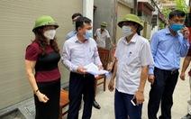 Hải Phòng hỏa tốc yêu cầu quận Lê Chân làm rõ trách nhiệm liên quan ca COVID-19