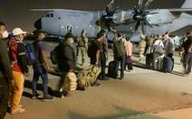 Afghanistan, ngã tư châu Á rền tiếng súng - Kỳ 1: Chuyến di tản hỗn loạn