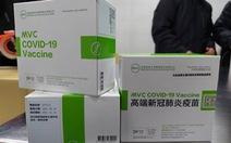 Đài Loan bắt đầu tiêm vắc xin COVID-19 nội địa