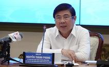 Ngày 24-8, HĐND TP.HCM bầu chủ tịch UBND TP thay ông Nguyễn Thành Phong