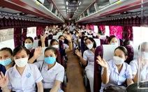 Hà Tĩnh cử 152 cán bộ y tế giúp Nghệ An, 20 y bác sĩ Ninh Thuận vào TP.HCM