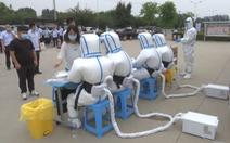 Trung Quốc ra mắt 'thần khí chống nóng'