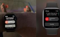 Apple Watch cứu sống một người đàn ông ngã bất tỉnh