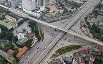 Mở rộng cầu vượt Mai Dịch chưa giải quyết triệt để các xung đột luồng xe