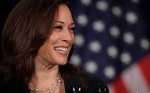 Những hình ảnh đáng nhớ của Phó tổng thống Mỹ Kamala Harris ở Việt Nam