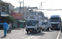 TP.HCM hướng dẫn mới về cấp giấy nhận diện cho xe chở hàng hóa