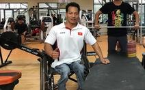 Trọng lượng cơ thể nặng hơn đối thủ 100g, Lê Văn Công mất HCV Paralympic Tokyo 2020