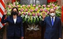 Ba cam kết ưu tiên của Mỹ với Việt Nam
