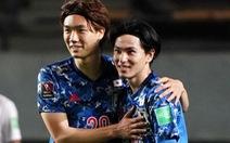 Nhật Bản 'ra oai', gọi 18 cầu thủ đá ở châu Âu lên tuyển