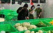 Đà Nẵng: 30 điểm cung ứng thực phẩm do công an tổ chức, hộ khó khăn được miễn phí