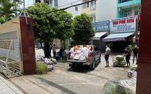 Đi chợ giúp, một phường ở TP.HCM bị 'bom hàng' 30 đơn trong một ngày