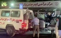 Hơn 100 người chết do đánh bom ở Kabul, ông Biden nói 'không tha thứ' thủ phạm