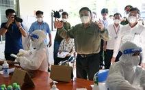 Đồng Nai kiến nghị Chính phủ hỗ trợ 2 triệu liều vắc xin, 1 triệu bộ kit test nhanh