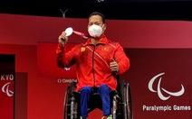 Tiền thưởng của vận động viên khuyết tật khi nào mới bằng vận động viên bình thường?