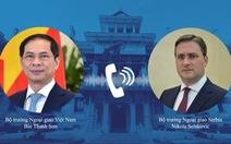 Thêm Serbia hứa tặng vắc xin COVID-19 cho Việt Nam