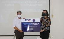 TP.HCM tiếp nhận hơn 400.000 liều vắc xin AstraZeneca của Úc gửi tặng