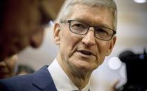 Tim Cook được thưởng 750 triệu USD sau 10 năm làm CEO Apple