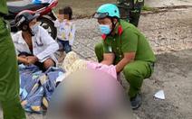 Chiến sĩ trực chốt đỡ đẻ cho bà bầu ngay trên vỉa hè ở TP.HCM, mẹ tròn con vuông
