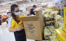 Thêm 20.000 giấy đi đường cho nhân viên siêu thị, cửa hàng thực phẩm