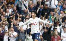 Son Heung-Min giúp Tottenham trở thành đội duy nhất toàn thắng