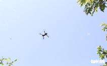 Đà Nẵng thử nghiệm bay flycam để giám sát 'ai ở đâu ở yên đó' trong các hẻm