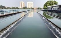 TP.HCM không tăng giá nước đến hết năm 2022
