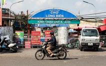 Thêm 1 F0, Hà Nội phong tỏa chợ Long Biên