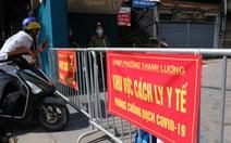 Xu hướng dịch COVID-19 ở Hà Nội: chờ 2 ngày nữa