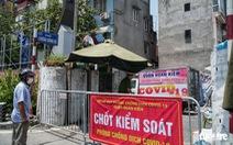 Chủ tịch quận Hoàn Kiếm: Trong khu cách ly phường Chương Dương không thiếu lương thực