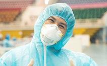Chàng MC 60 ngày đi tình nguyện: 'Chỉ cần sức khỏe, tôi sẽ đi đến khi hết dịch'