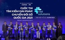 Gia hạn nộp hồ sơ giải thưởng Viet Solutions do dịch bệnh