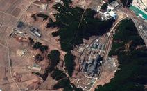 IAEA: Triều Tiên dường như đã khởi động một lò phản ứng hạt nhân?
