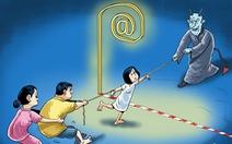 Cùng con vào thời đại số: Tuyên chiến với nội dung 'bẩn'