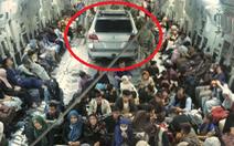 Thực hư bức ảnh quân đội Anh bỏ mặc thường dân Afghanistan, sơ tán ôtô