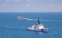 Trung Quốc lại 'làm luật' ở Biển Đông