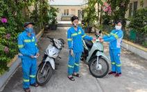 Được tặng 4 xe máy, nữ công nhân môi trường bị cướp tặng lại 2 xe cho đồng nghiệp