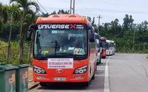Thừa Thiên Huế đã nhận 23 người đi từ TP.HCM 'bơ vơ' ở hầm Hải Vân về quê cách ly
