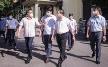 Phó thủ tướng Vũ Đức Đam: Hà Nội tiếp tục áp dụng chỉ thị 16 của Thủ tướng là đủ