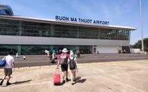 Tạm dừng các chuyến bay chở khách TP.HCM - Buôn Ma Thuột từ ngày 5-8
