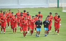 Toàn bộ đội tuyển Việt Nam âm tính với COVID-19, bắt đầu tập luyện từ chiều 5-8