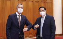 Thủ tướng đề nghị Thụy sĩ chuyển giao công nghệ sản xuất vắc xin, thuốc điều trị COVID-19