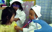 Bangkok mở trung tâm chăm sóc trẻ em mắc COVID-19, có khu vui chơi