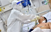 200 bệnh nhân nặng, nguy kịch được điều trị giảm nhẹ tại Bệnh viện hồi sức COVID-19