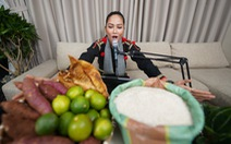 Lần đầu livestream bán hàng, H'Hen Niê 'mát tay' chốt 200 đơn mở màn