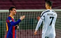 Messi và Ronaldo có khả năng thi đấu cùng nhau ở Juventus?