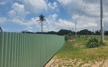 Phạt người chiếm đất dự án 350 triệu đồng