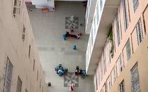 Vũng Tàu: Một người chết tại chung cư mắc COVID-19, lấy mẫu xét nghiệm hàng trăm hộ dân